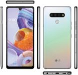 LG Stylo 6 press render leaked; Reveals gradient back with triple cameras