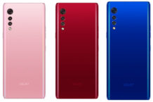 LG Velvet will get three new colours; brings choices to seven