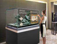 LG showcases transparent OLED display technology at InfoComm 2020