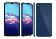 Moto E LE press render leaks: packs a waterdrop notch and twin rear cameras