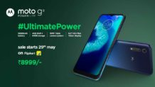 Moto G8 Power Lite debuts in India for Rs. 8,999 (~$119)