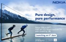 Nokia Smart TV 43-inch model listing on Flipkart reveals key features ahead of launch
