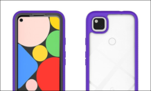 Pixel 4a case retail store listing gives us another look at the design