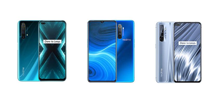 Realme X3 Superzoom Vs Realme X2 Pro Vs Realme X50 Pro Player