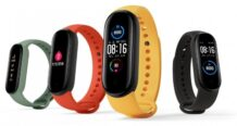 Xiaomi Mi Band 5 goes on sale in China