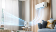 Xiaomi has announced the new MIJIA DC Portable Fan, with airflow reaching 10 meters away