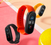 Xiaomi Mi Band 5 launched with a Larger OLED Display, Better HR monitoring & Magnetic Charging