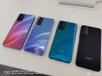 Honor 30 Lite (Youth Edition) 5G live shots of color variants appear before launch
