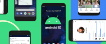 Google's Android graph shows Android 10 has the fastest adoption rate yet