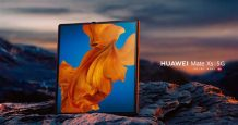 Huawei Mate V moniker trademarked possibly for in-ward folding foldable phone
