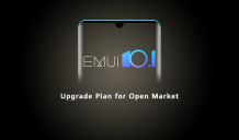 Here's the EMUI 10.1 global update timeline/schedule for all regions