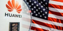US says it will impose visa restrictions on Huawei officials over rights abuses