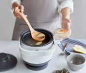 Xiaomi Youpin is crowdfunding an award winning Portable Multi-function Rice cooker