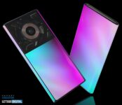 Xiaomi Mi Mix Alpha variant patent spotted with Dual Displays and AI Zoom camera