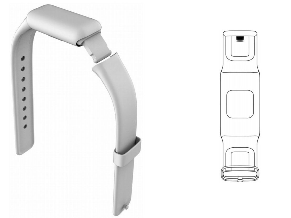 Vivo patents a new smartband with a Curved Display