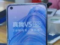 Realme V5 live shots appear to reveal key specs, color variants