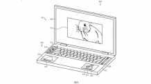 Apple patent reveals a Unique MacBook Pro with 5 displays