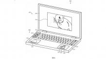 Apple patent reveals a Unique MacBook Pro with 5 displays