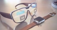 Apple Glass user may be able to control the device using their eyes