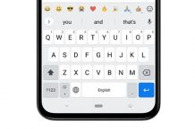 GBoard adds new quick-access emoji bar at the top