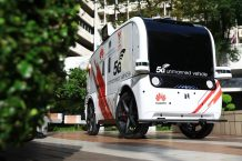 Huawei 5G unmanned vehicles are helping in the fight against COVID-19 in Thailand