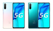 Huawei Maimang 9 5G official renders and variants revealed before July 27 launch