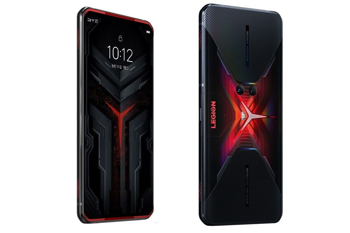 Lenovo Legion Gaming Phone's 5000mah battery charges in just 30 minutes courtesy of 90W fast charging