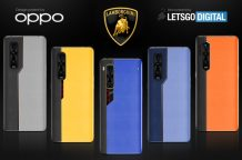 Oppo patents five new Find X2 designs with in-screen camera