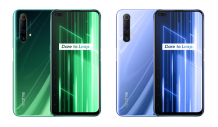 Realme X50 5G launches in Europe for €349; Buds Q tags along