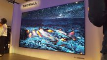 Samsung MicroLED TV may not launch this year due to production delays