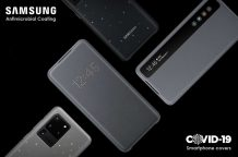 Samsung to fight Coronavirus with new Antimicrobial Smartphone Cases