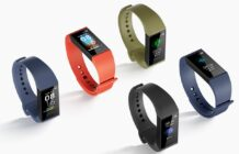 Xiaomi Mi Band 4C goes official in Taiwan for NT$ 495 (~$16)