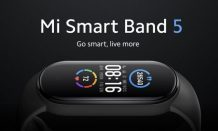 Xiaomi announces Mi Smart Band 5 for €39.99