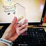 Huawei Mate 40 Pro screen protector leaks yet again