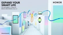 Honor schedules IFA 2020 event for September 4