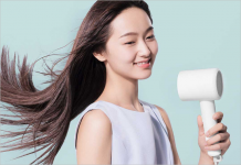 Xiaomi launches the MIJIA H300 Anion Quick-drying Hair Dryer for €149 (~$21)
