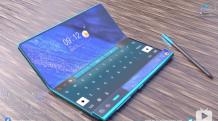 Huawei Mate X2 renders & details leaked: in-folding design, stylus pen & more