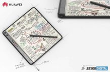 Huawei patent reveals a Foldable Smartphone with a stylus and Sub display
