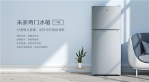 Xiaomi launches the MIJIA Double-door Small Refrigerator priced at ¥899 (~$129)