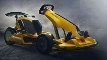 Ninebot GoKart Pro Lamborghini Edition unveiled with a stunning look & ferocious power
