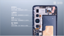 Xiaomi's official Mi 10 Ultra teardown video shows off the internals