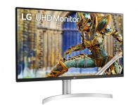 LG launches a 31.5-inch UHD monitor with 95% DCI-P3 color gamut, built-in speakers