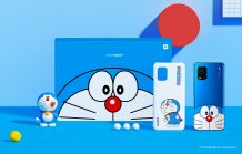 Xiaomi Mi 10 Youth Doraemon Limited Edition launches for 2,799 yuan ($407)