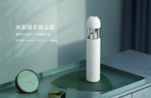 Xiaomi Mijia Handheld vacuum cleaner now available on Giztop