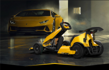 Ninebot Gokart Pro Lamborghini edition goes on sale in China but is quickly sold out