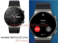 Huawei Watch GT 2 Pro leak reveals its design and features