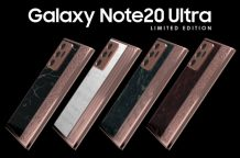 Caviar unveils four Galaxy Note20 Ultra custom editions themed after famous landmarks