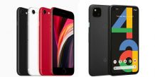 Google Pixel 4a vs iPhone SE 2020: Specs Comparison