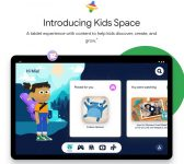 Google announces Kids Space: a new mode for Android tablets aimed at kids