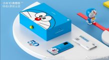 Mi 10 Youth Doraemon Edition leaks ahead of launch